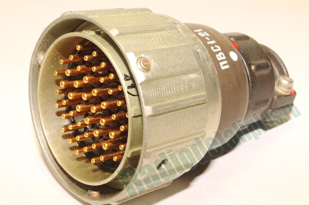 РБМ 4-50-9ш вилка