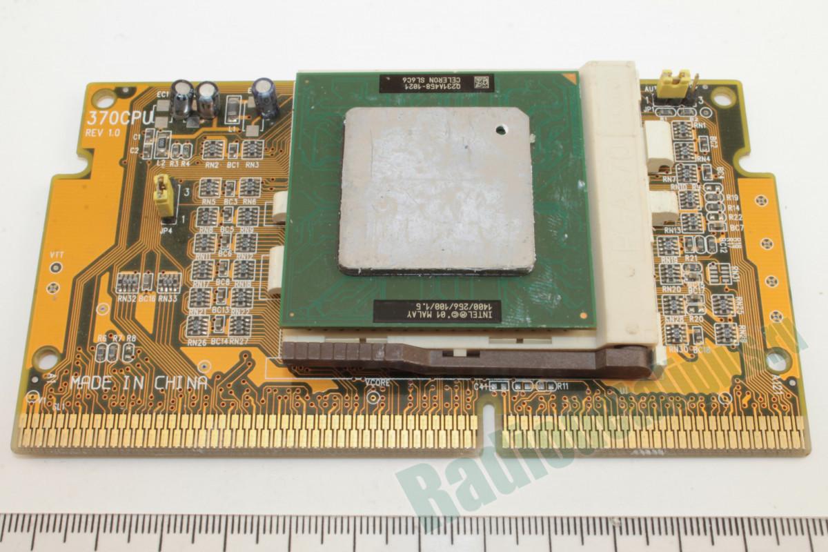Процессорные карты, слоты с процессором