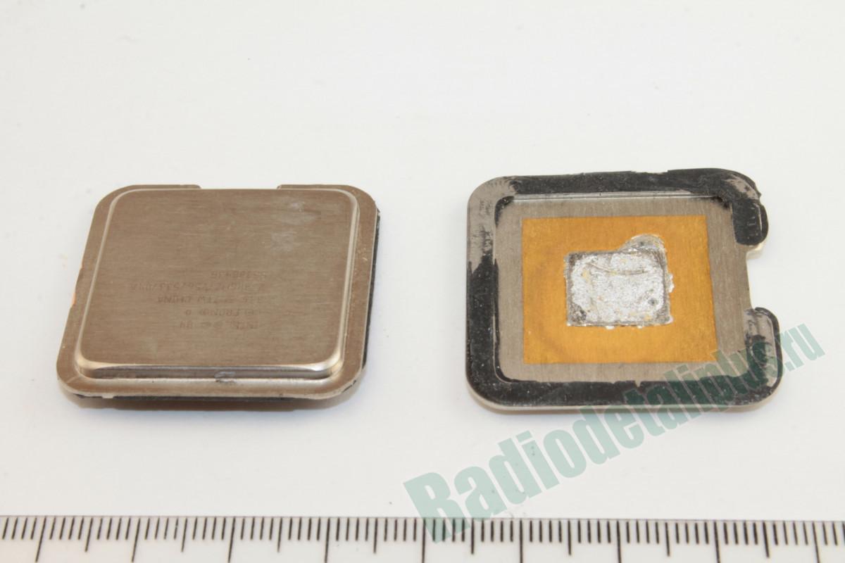Радиаторы от процессоров с жёлтым покрытием