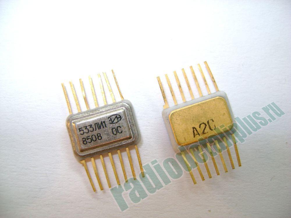 микросхемы 533ЛИ1