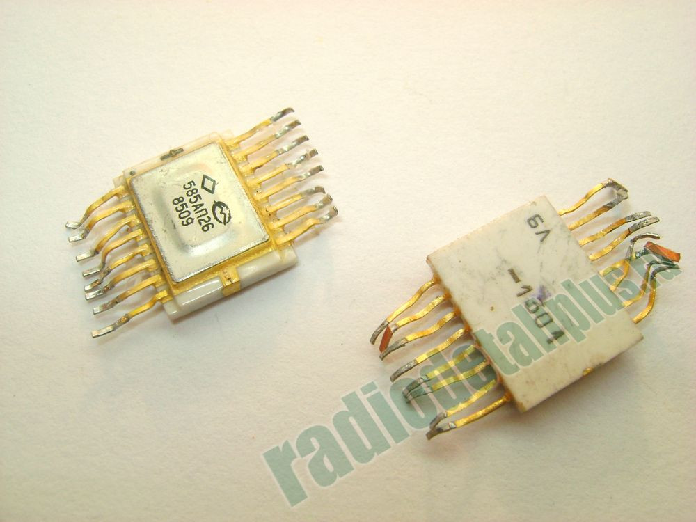 микросхемы 585АП26