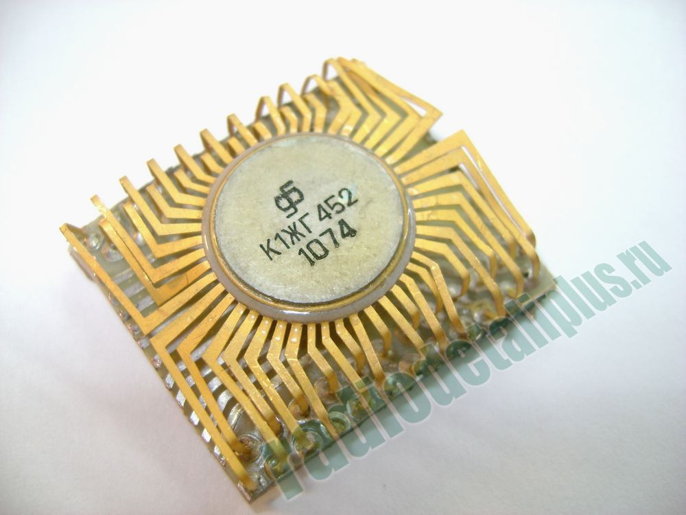 микросхемы К1ЖГ452